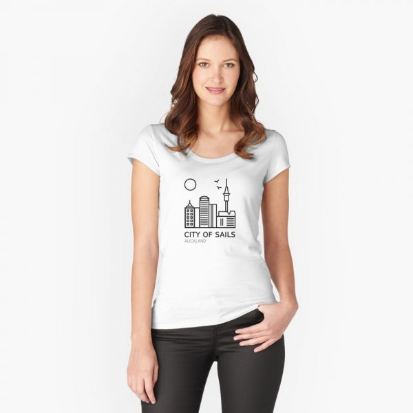 Auckland Scoop Shirt for Women