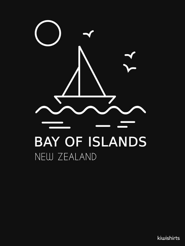 Bay of Islands New Zealand Design