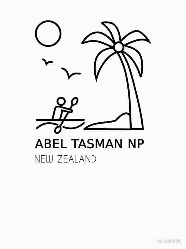 Abel Tasman National Park design