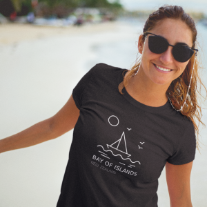 Bay of Islands Tshirt for Women