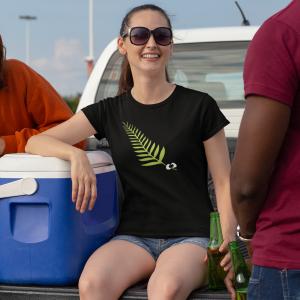 New Zealand Fern T-Shirt for Women