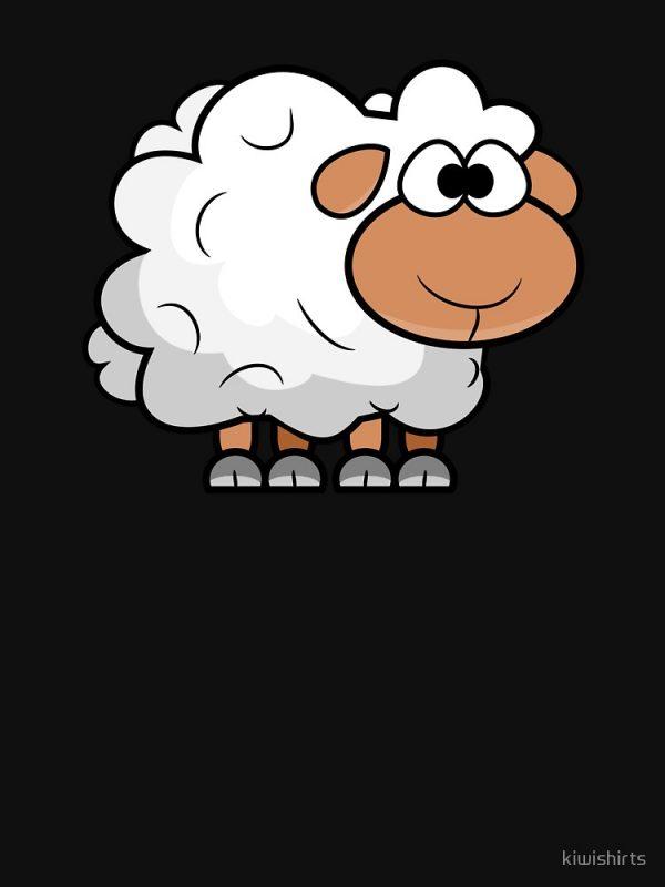 Sheep T-shirt Design
