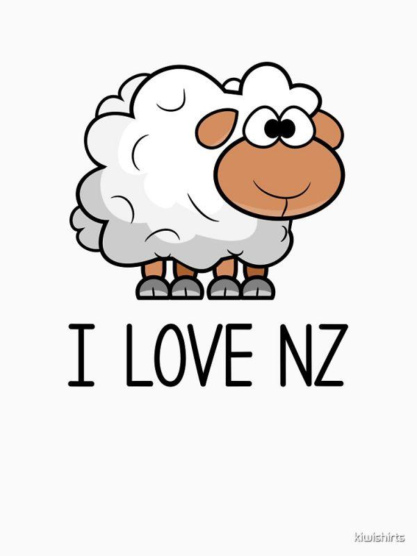 I love NZ Sheep
