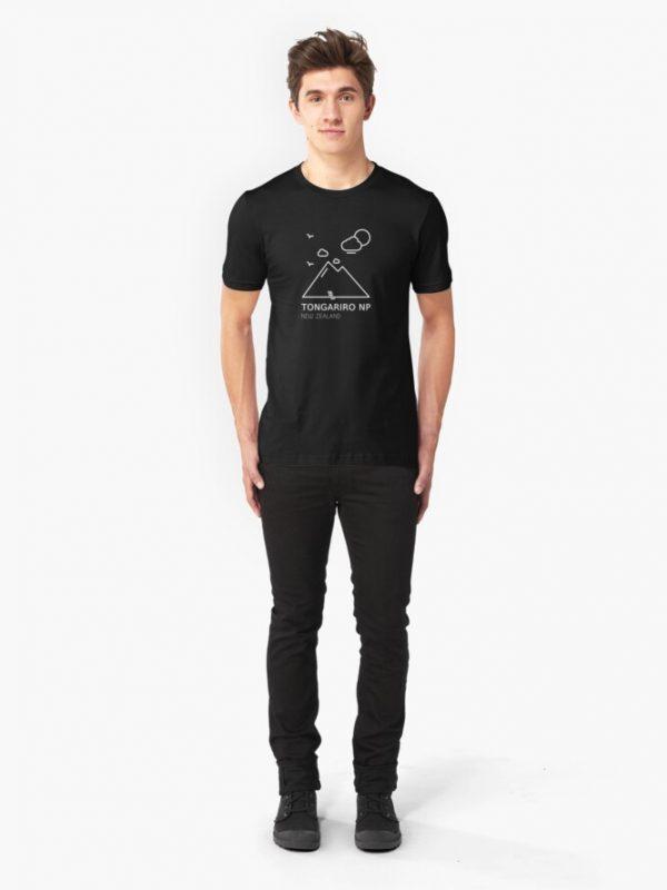 Tongariro Crossing Tshirt