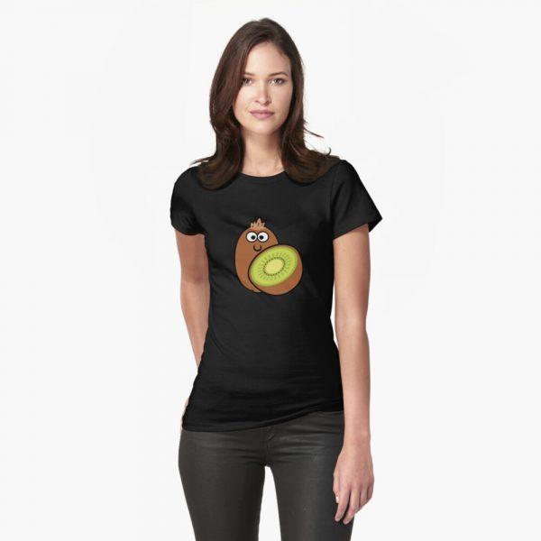 I Love Kiwis T-Shirt for Women