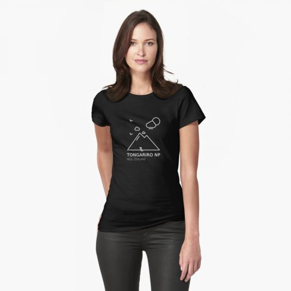 Tongariro Crossing Shirt for Women