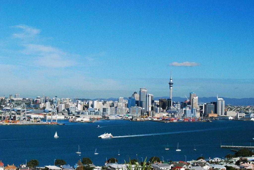 Auckland City New Zealand