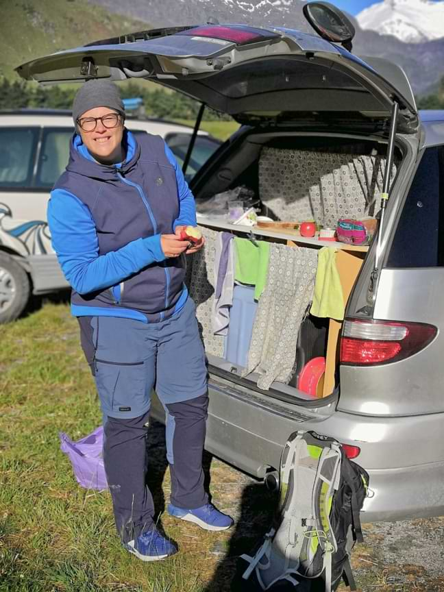 Freedom Camping Rasperry Flat Car Park