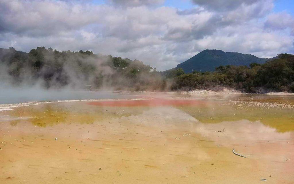 Rotorua Wai-o-tapu Thermal Wonderland