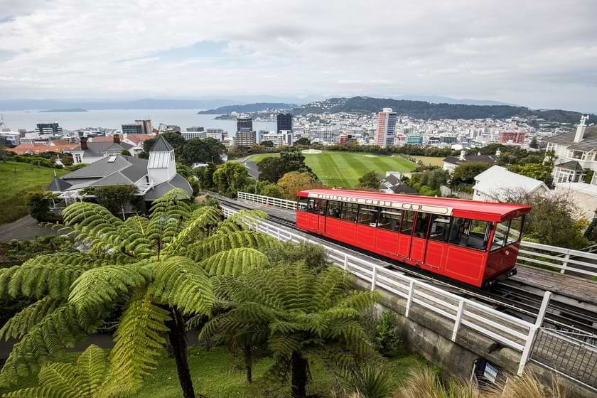 Cable Car Wellington