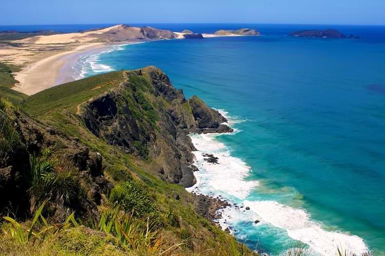 Cape Reinga New Zealand