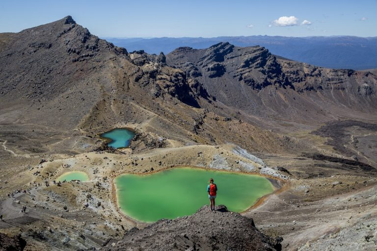 How long does the Tongariro Crossing take? And more on this fantastic day hike.